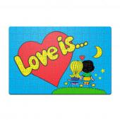 Пример Love is Пазлы